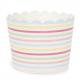 Carnival Stripe Baking Cup