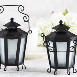 Garden Park Black Mini Lantern