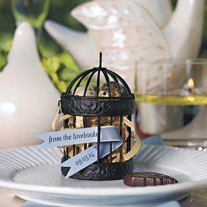 Miniature Classic Round Decorative Birdcages