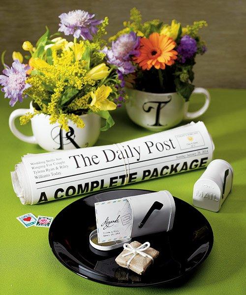 Miniature Vintage Inspired Mail Box Tin
